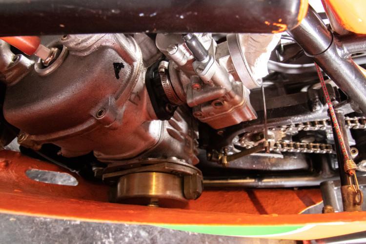 1974 HARLEY DAVIDSON 250 RR 17