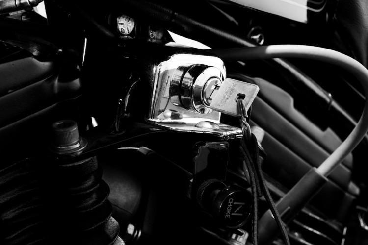 1986 Harley Davidson XLH 883 22