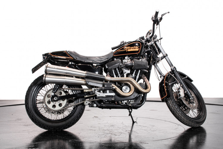 1986 Harley Davidson XLH 883 3