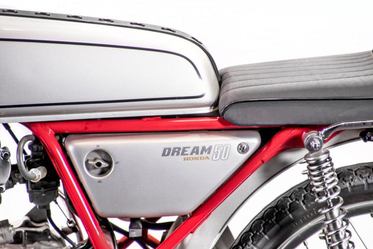 1991 Honda Dream 50 8