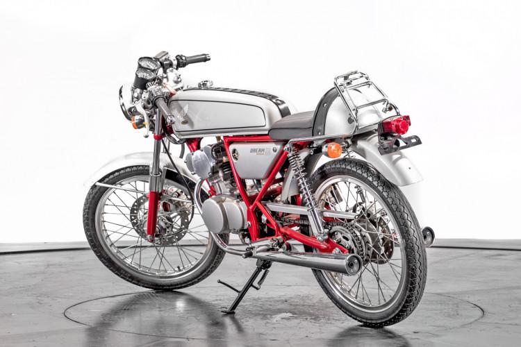 1991 Honda Dream 50 7