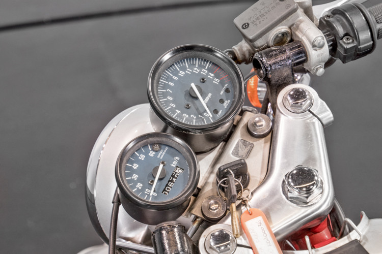 1991 Honda Dream 50 14