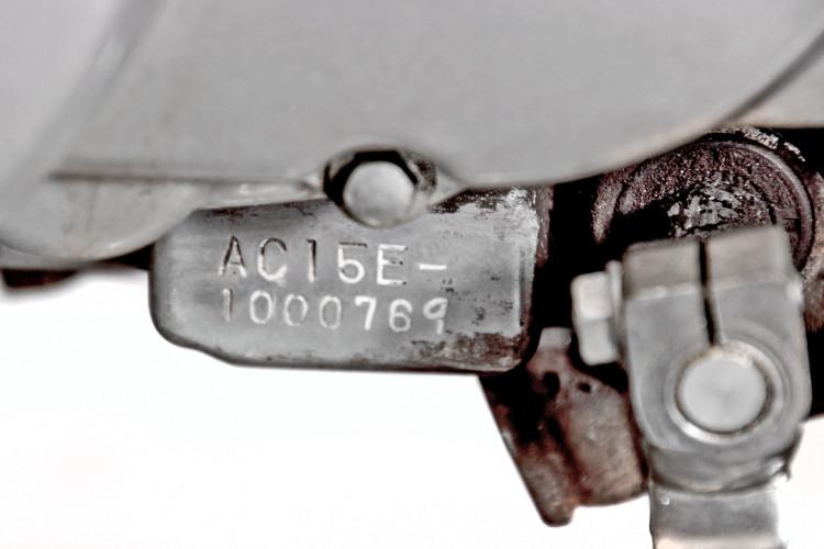1991 Honda Dream 50 21