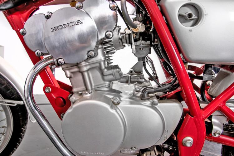 1991 Honda Dream 50 23