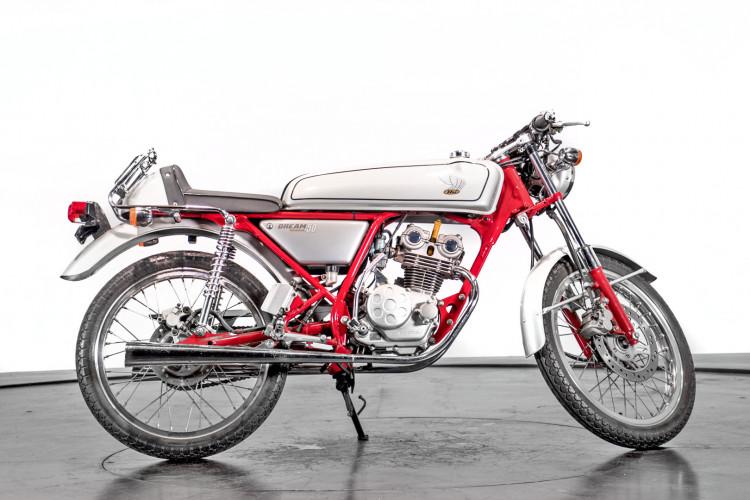 1991 Honda Dream 50 4