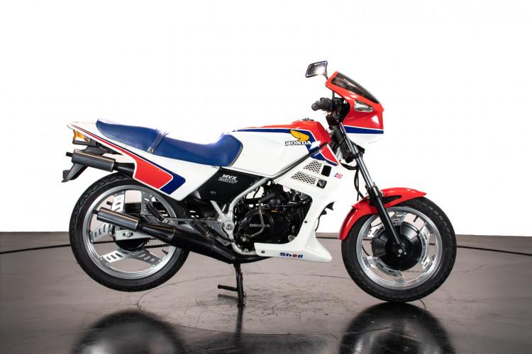 1983 Honda MVX 250F 4