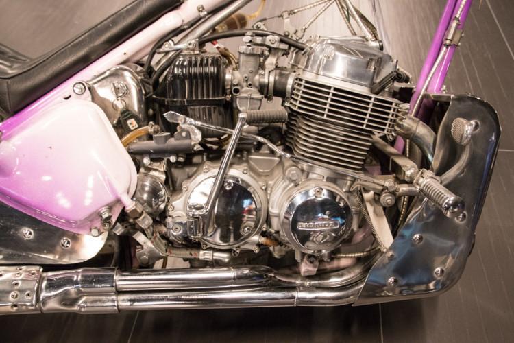 1980 Honda 750 Four Team Rumi 5