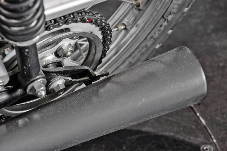 2004 Honda CB 50 R3 Racing 16