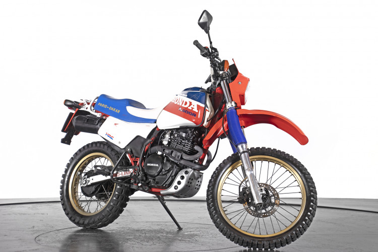 1984 HONDA XL 600 2