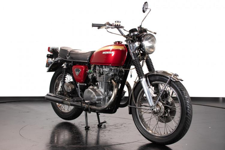 1973 Honda CB 450 3