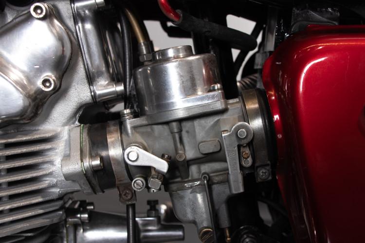 1973 Honda CB 450 21