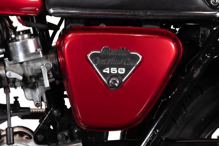 1973 Honda CB 450 8