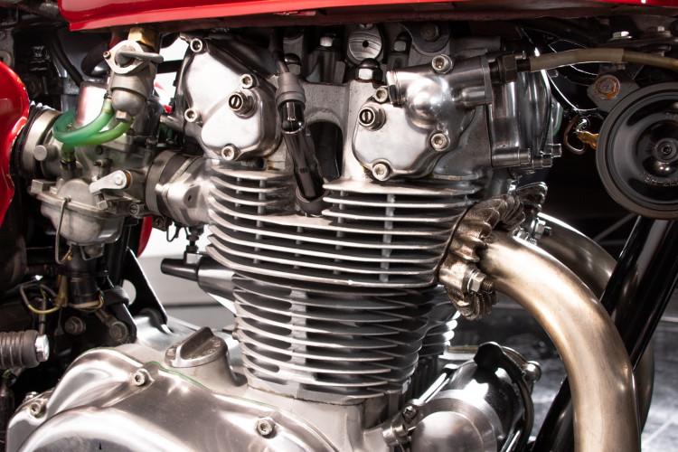 1973 Honda CB 450 29