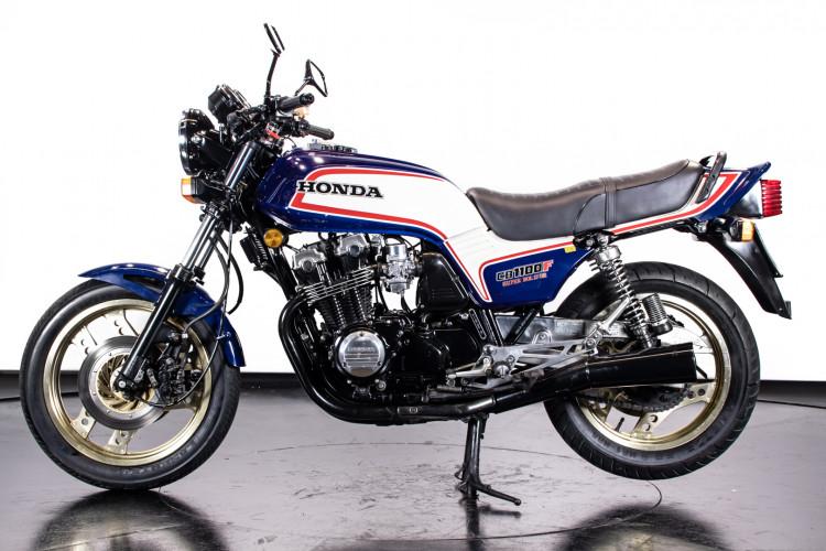 1983 Honda CB 1100 F 0