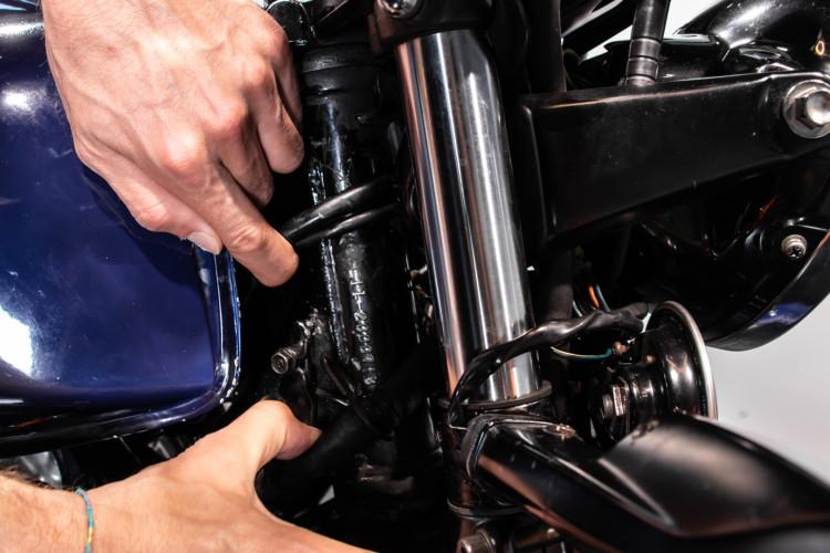 1983 Honda CB 1100 F 25