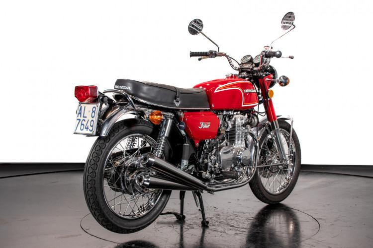 1973 Honda CB 350 Four 3