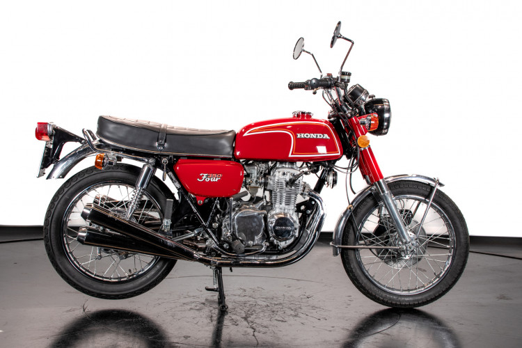 1973 Honda CB 350 Four 4