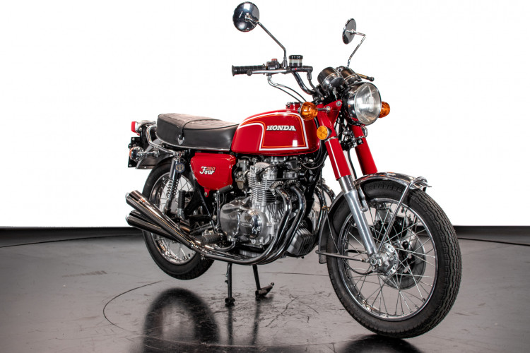 1973 Honda CB 350 Four 5