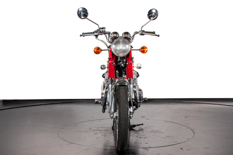 1973 Honda CB 350 Four 6