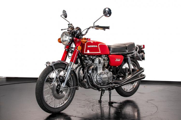 1973 Honda CB 350 Four 7