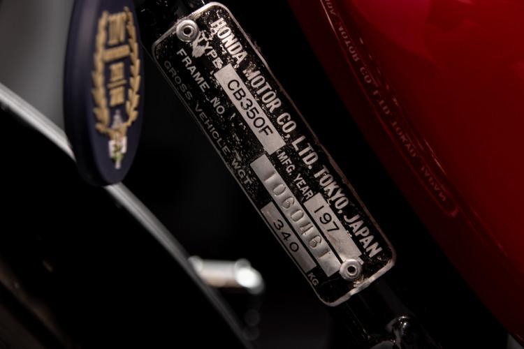 1973 Honda CB 350 Four 21