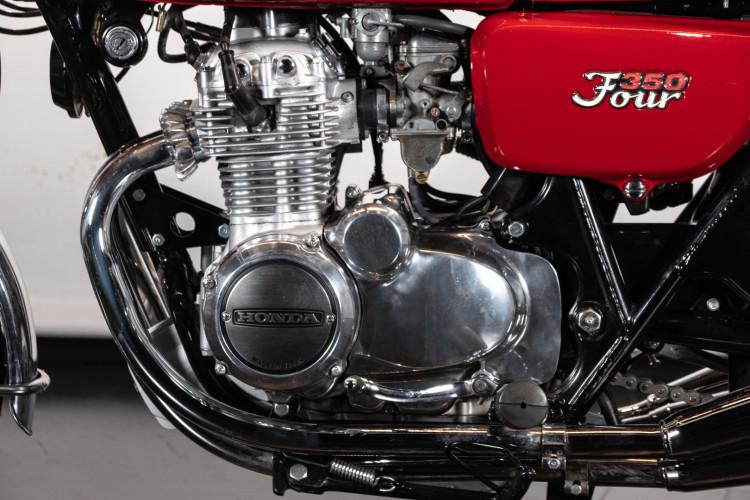 1973 Honda CB 350 Four 8