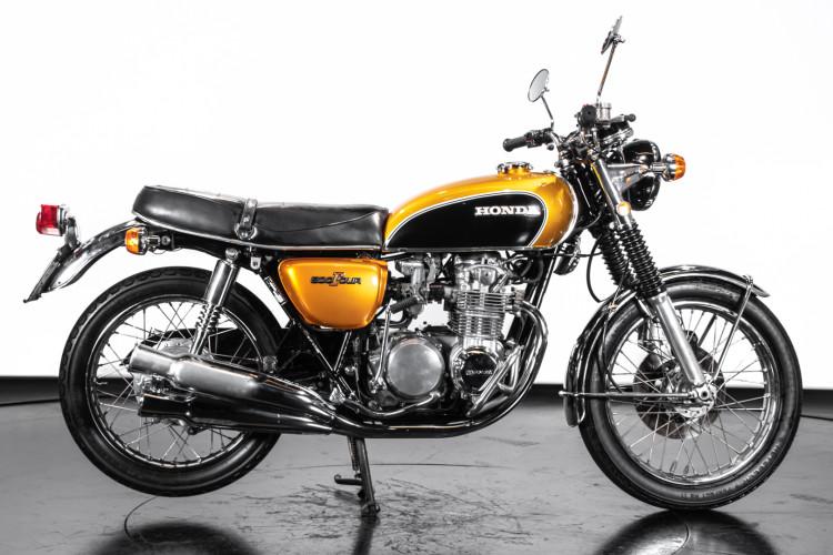 1972 Honda CB 500 Four 1