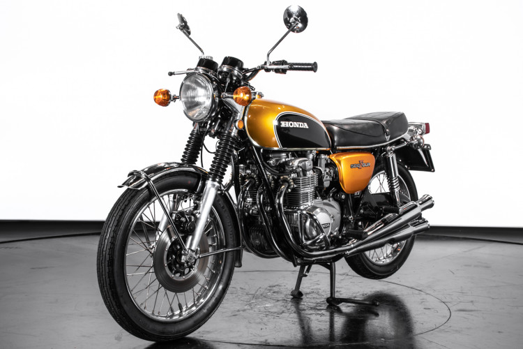 1972 Honda CB 500 Four 4