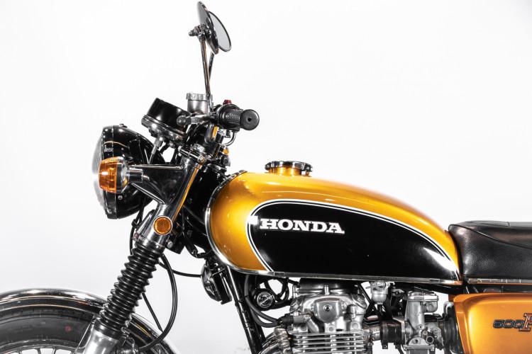 1972 Honda CB 500 Four 5