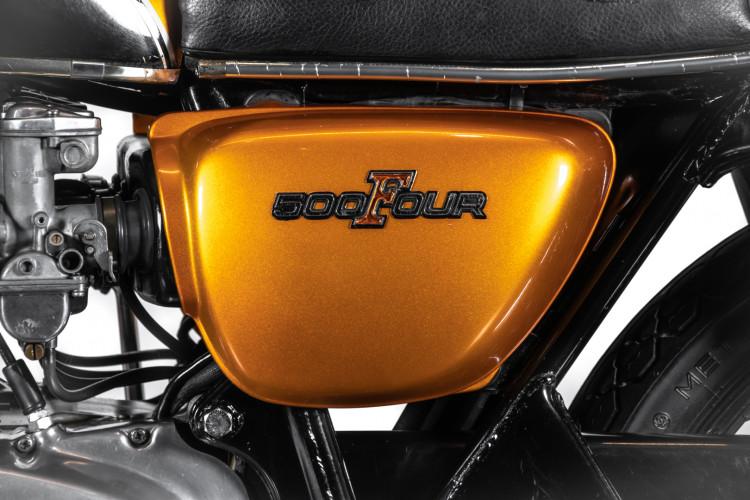 1972 Honda CB 500 Four 8