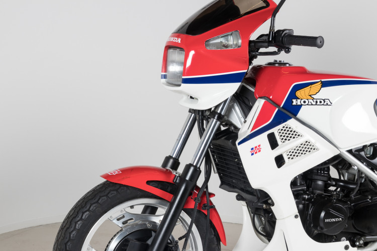 1983 Honda MVX 250F 8