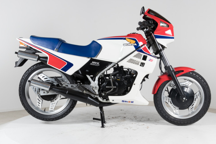 1983 Honda MVX 250F 2