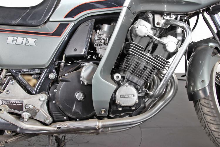 1981 Honda  CBX 1000 17