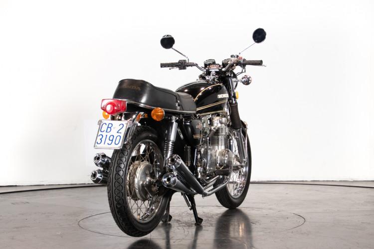 1976 Honda CB 500 Four 5
