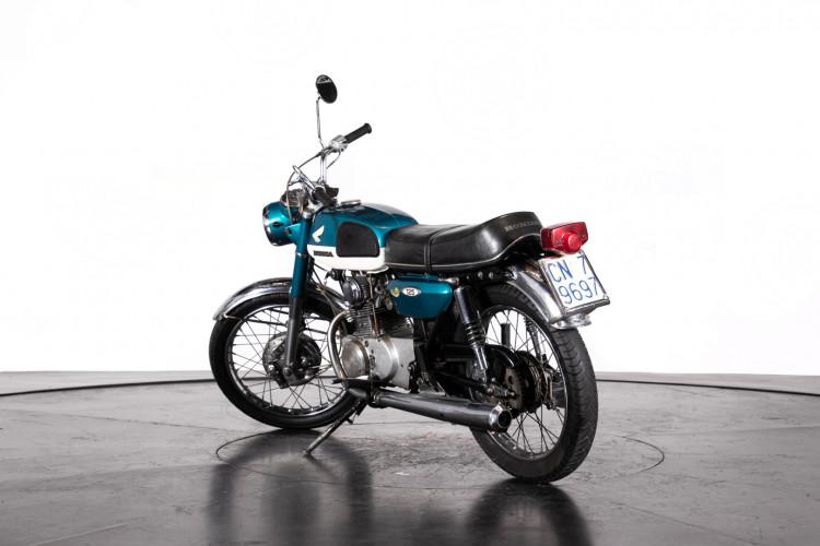 1970 HONDA CB125 3