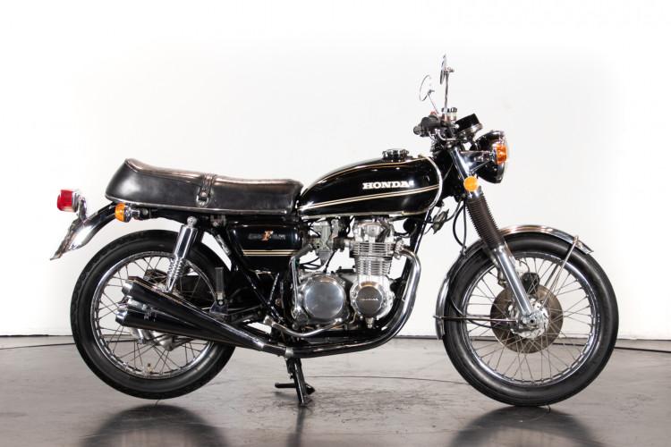 1976 Honda CB 500 Four 4