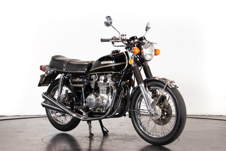 1976 Honda CB 500 Four 3