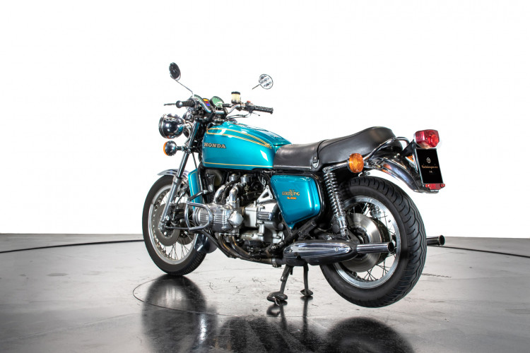 1976 Honda Goldwing GL1000 1