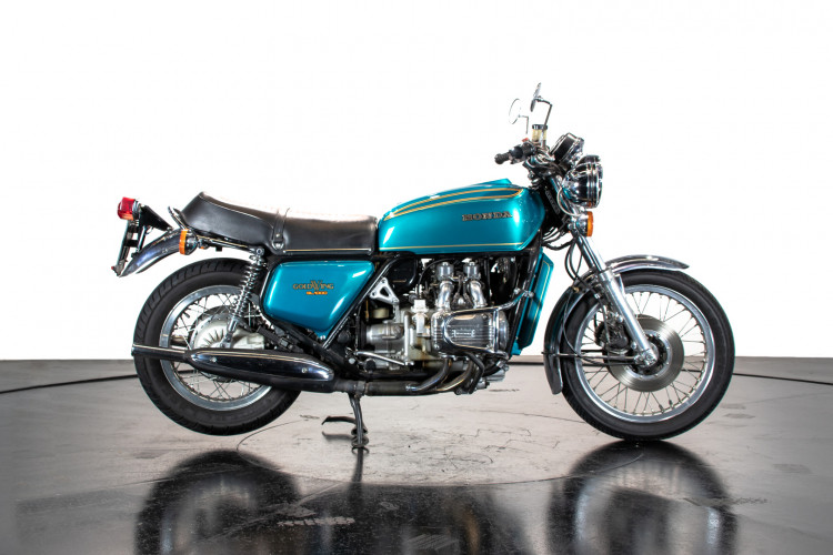 1976 Honda Goldwing GL1000 4
