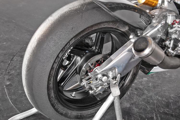 2011 Honda CBR 1000 RR Gresini Racing 23