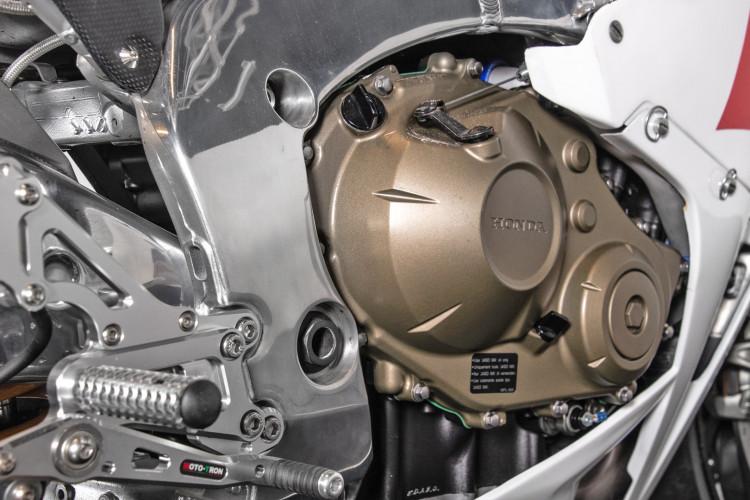 2011 Honda CBR 1000 RR Gresini Racing 32