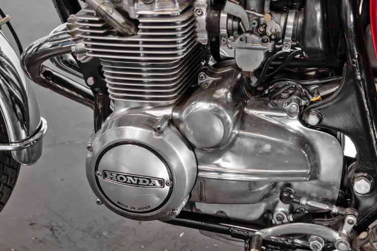 1975 Honda CB 400 FOUR 9