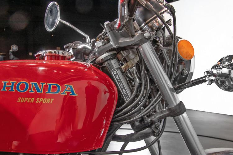1975 Honda CB 400 FOUR 12