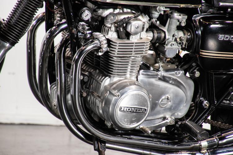 1976 Honda CB 500 Four 9
