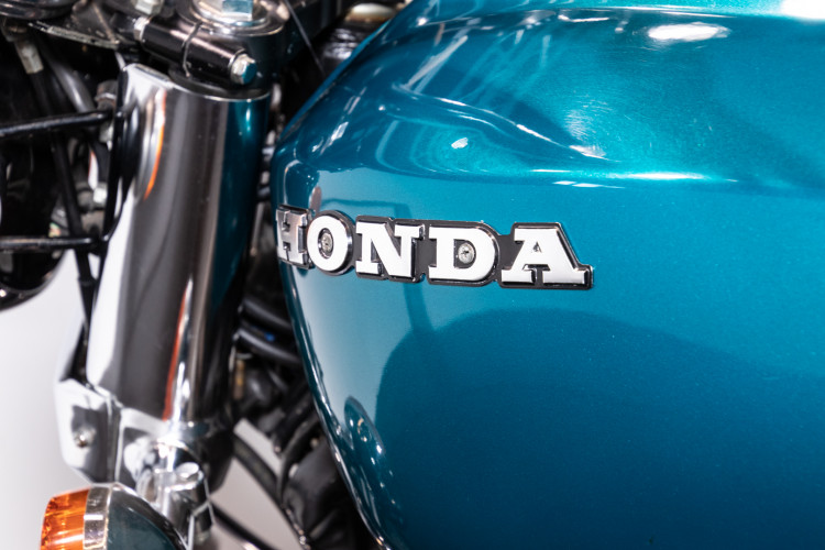 1976 Honda 750 Hondamatic 14