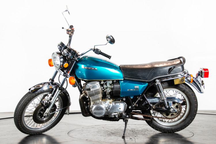 1976 Honda 750 Hondamatic 0