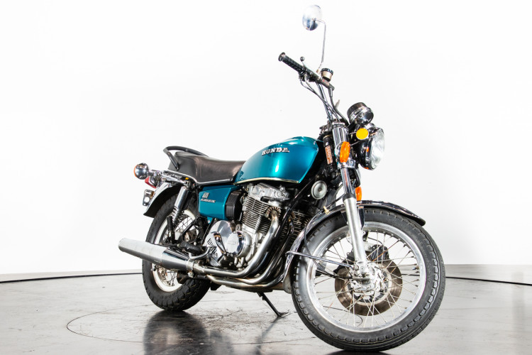 1976 Honda 750 Hondamatic 1