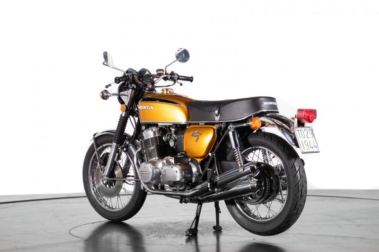 1972 Honda CB 750 F 10