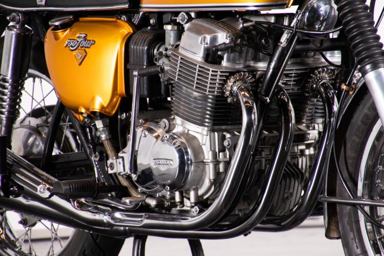 1972 Honda CB 750 F 6