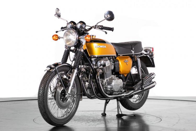 1972 Honda CB 750 F 8
